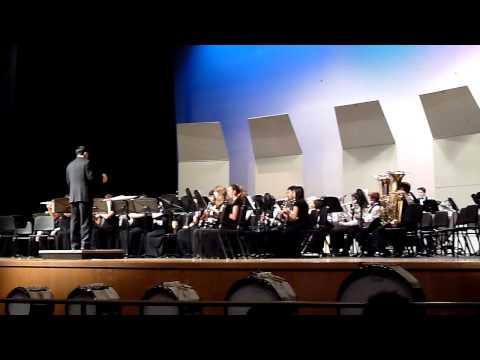 Star Trek Theme - Wester Middle School Band