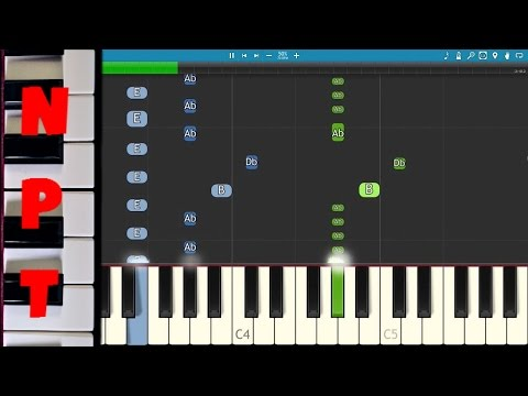 One Direction - Temporary Fix Piano Tutorial - How to play Temporary Fix on piano