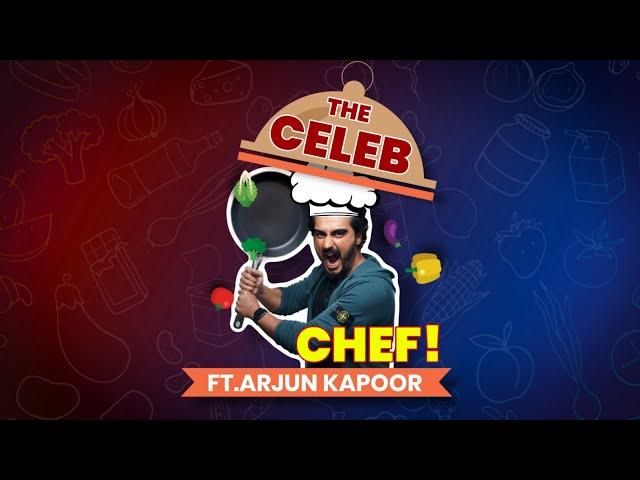 The Celeb Chef ft. Arjun Kapoor | Star Vs Food | discovery+