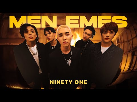 NINETY ONE - MEN EMES [Official M/V]