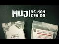 Koh Gen Do Vs Muji - Organic Japanese Cotton Battle!