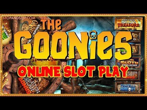 🔴 BIG Online Casino Slots Session 🔴 The Goonies Slot @ Dream Vegas !
