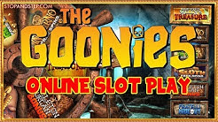🔴 BIG Online Casino Slots Session 🔴 The Goonies Slot @ Dream Vegas !