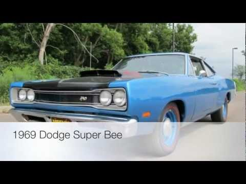 1969 Dodge Super Bee for Sale | Classic Cars MN | http://route65classics.com