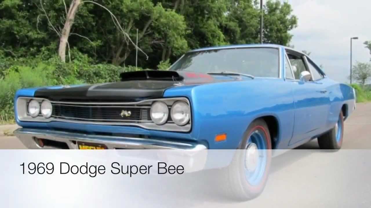 1969 Dodge Super Bee for Sale | Classic Cars MN | http ...
