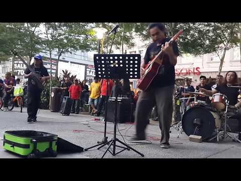 keliru-Sentuhan buskers   cover sweet charity