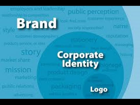 Difference Between Corporate Identity and Branding