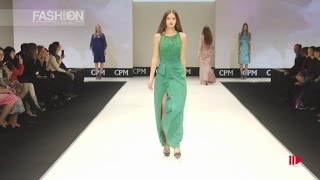 CABOTINE CPM Moscow Fall 2016 2017 by Fashion Channel