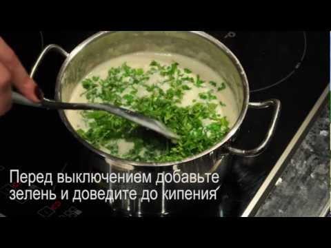 Рецепт 2 m01ep02 Сырный суп с говяжьим фаршем