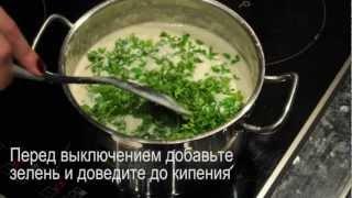 #2 m01ep02 Сырный суп с говяжьим фаршем