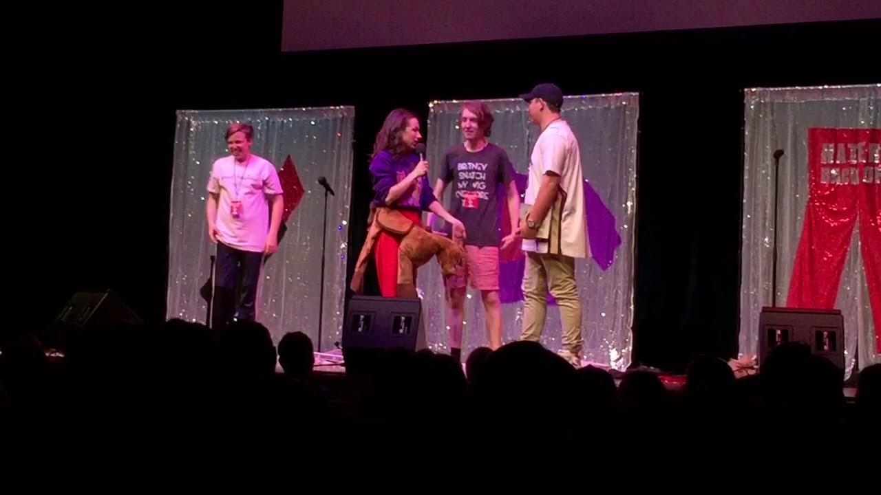 Miranda sings live tour 2017 melbourne australia involves guys miranda sings live tour 2017 melbourne australia involves guys from audience to find a bae m4hsunfo