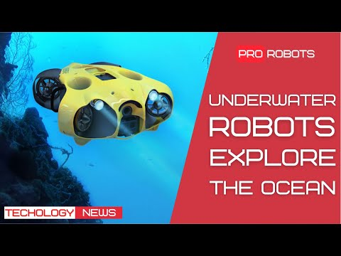 Robot for Sea Exploration | Lunar Rover | Drone Missile Launch | High Tech News