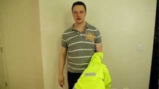 Altura Night Vision Evo, Waterproof Cycling Jacket - Review, Sizing & Demo