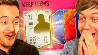 I GOT THE BEST PRIME MOMENTS ICON! - FIFA 20 ULTIMATE TEAM PACK OPENING