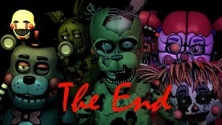 [FNaF SFM] The End by by OR3O ft. CG5, DJSMELL