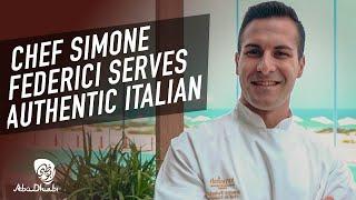 Extraordinary Chefs - Simone Federici - Spaghettata Alle Vongole