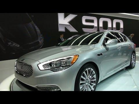 Watch the 2015 KIA K900 Debut at the LA Auto Show - YouTube