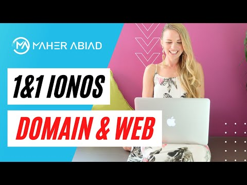 How To Set Up A Domain And Web Hosting With 1&1
