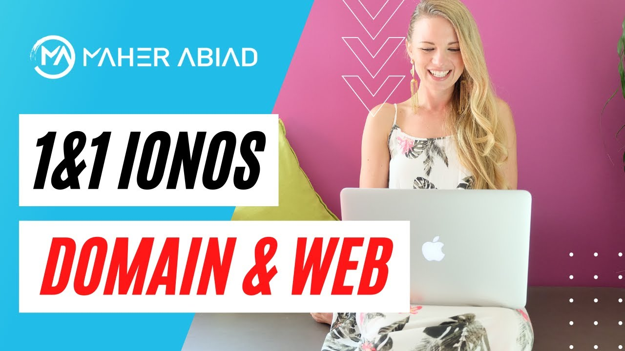 How To Set Up 1&1 Ionos Domain And Web Hosting