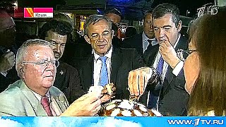 Депутаты парламента Франции подводят первые итоги своей поездки в Крым.
