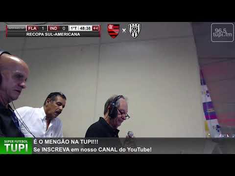 Flamengo 1 x 0 Independiente del Valle - Recopa Sul-Americana - 26/02/2020  -  AO VIVO