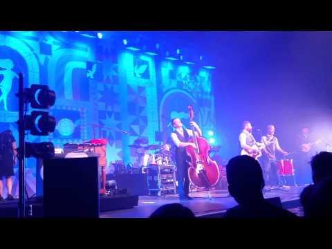 The Decemberists Concert Calgary 7-19-2015...