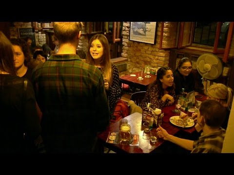 Oxford TEFL Prague 'Pub Night'