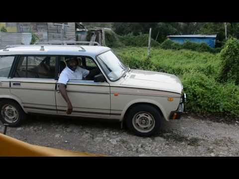 Jamaican Lada [Benjamin Green Photography]