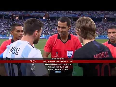 Tayangan Gol Argentina Vs Kroasia 0 3 Full Piala Dunia 2018 Rusia