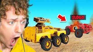BUILD The BEST TANK To Beat SLOGO! (CrossOut)
