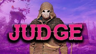The Judge/Rook Talking to All Companions & Specialists | Far Cry New Dawn