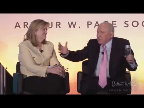 """Jack Welch on the CCO's Relationship with the CEO: """"Truth & Trust"""""""