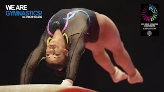 2015 Artistic Worlds - Women's Apparatus Final Day 1, Highlights  - We are Gymnastics !