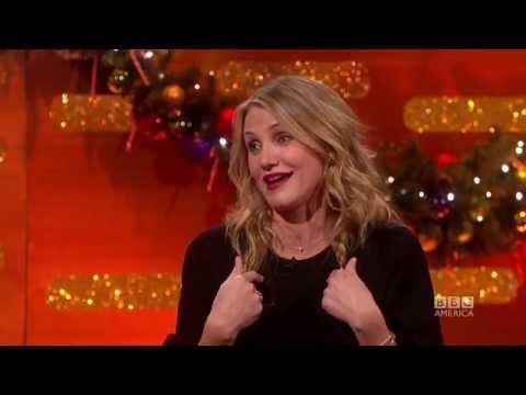 Cameron Diaz Explains a Common Scam Run by Child Actors - The Graham Norton Show on BBC America