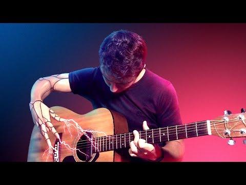 Видеоурок на гитаре реквием на мечте