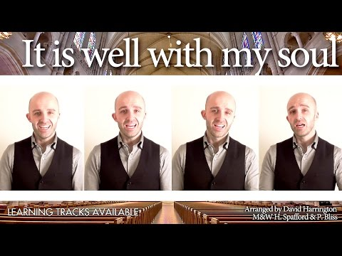 It is well with my soul (Four Voices) - A Cappella Quartet