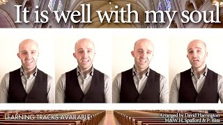 Download It is well with my soul (Four Voices) - A Cappella Quartet
