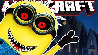 Minecraft | Minions *Spoooky* Despicable Me