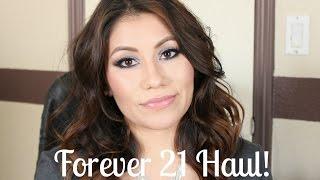 Forever 21 Haul Thumbnail