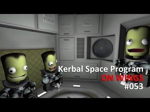 Kerbal Space Program on wings - #053 - Playing Docking Chess