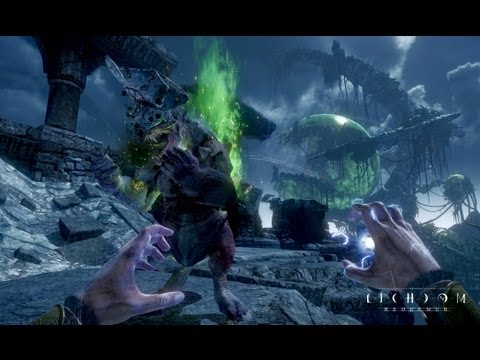 Lichdom brings first-person spellcasting to PC summer 2014