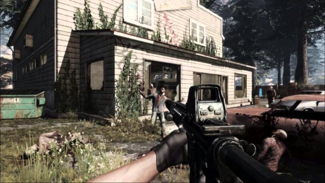 Top 6 Juegos De Supervivencia Zombie Youtube