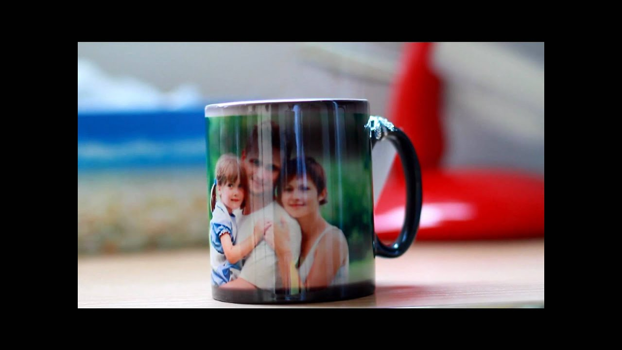 Magic Photo Mug Photos Ear When You