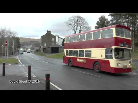 Kirkby Stephen Vintage Bus Rally 27th March 2016