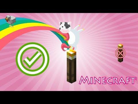 【阿飄日常】如果 Minecraft 插火把不會亮? RE part 1
