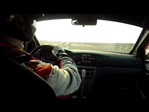 Monte Car Racing Toyota Corolla T-Sport Luanda