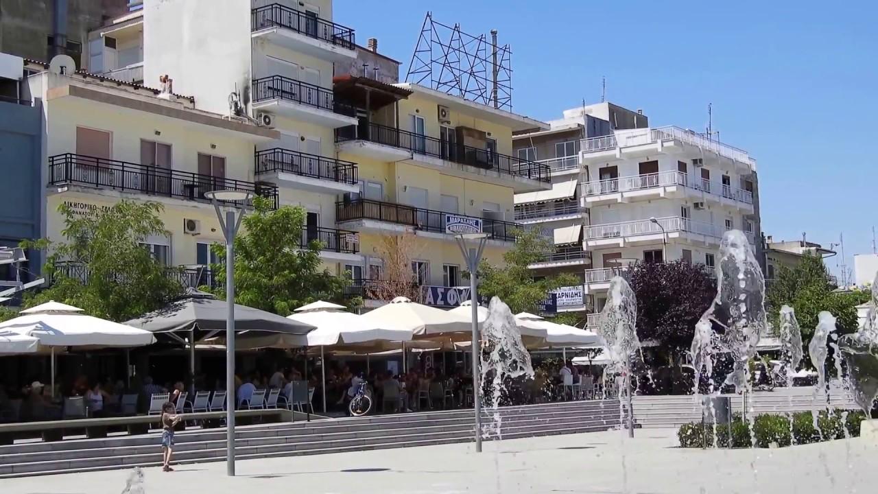 Orestiada Greece 4k Youtube