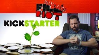 Mondays: Is Kickstarter Good or Bad & Taking Risks!