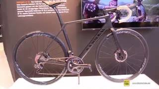 2017 Canyon Endurance CF 9.0 Di2 Road Bike - Walkaround - 2016 Eurobike