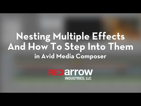 Nesting Multiple Effects and How to Step Into Them